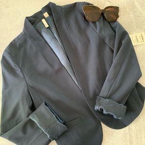 Nordstrom Frenchi Three Quarter Sleeve Blazer